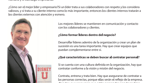 News and Events Disney Institute Training